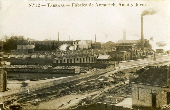 Vapor Aymerich, Amat i Jover (1911)