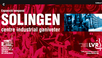 SOLINGEN, industrial knife-making centre