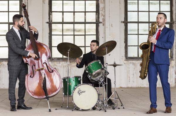 Vermut Jazz   Concierto de TRO