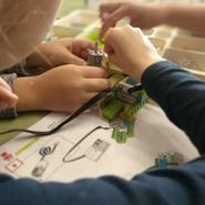 """Tecnologia i innovació: Taller """"Construïm i programem robots"""""""