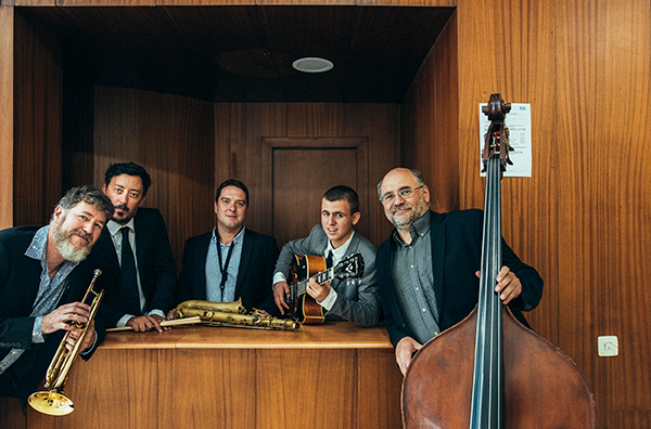 Vermut Jazz | Concert de Cannonball Crew