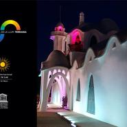 Dia Internacional de la Luz | Carpas de atención visual