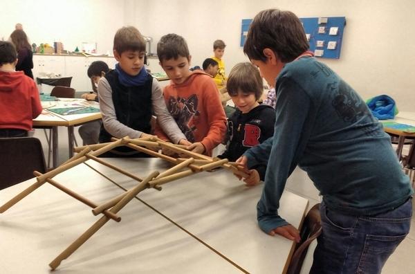 """Tecnologia i innovació: """"Els enginys de Leonardo"""""""