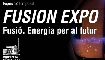 FUSION EXPO. Fusion, energy for the future