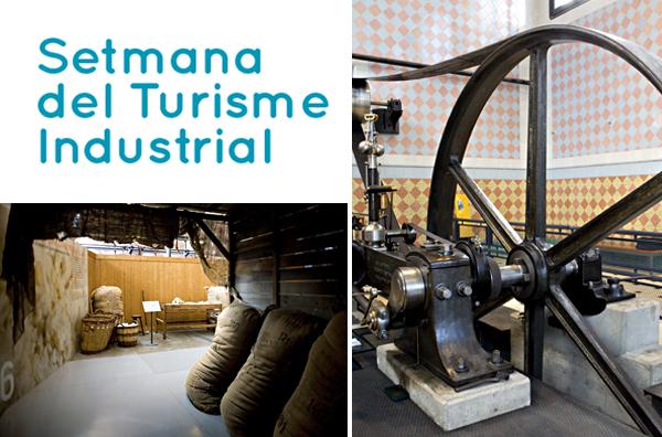 """Visita guiada a l'exposició """"La fàbrica tèxtil"""""""