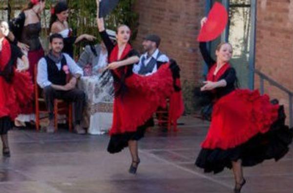 #FiraModernista | Espai dansa: Café cantante