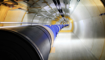 LHC: Exploring the origins of the universe