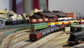 #NitdelsMuseus | Circulacions de trens a la maqueta ferroviària