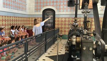 Ciència en família: Fem una passejada pel Museu
