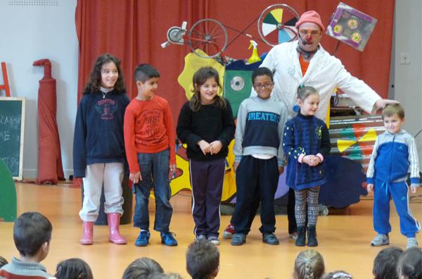 El mNACTEC de los más pequeños: Espectáculo 'El profesor ecológico' con la compañía BiciCòmic
