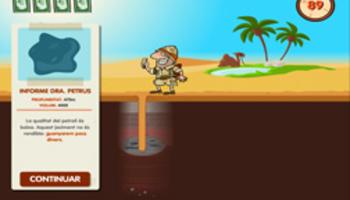 La recherche d'hydrocarbures