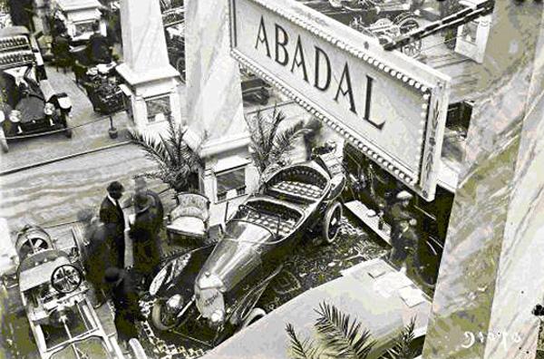 ABADAL Y Cª, una marca mítica de la automoción catalana