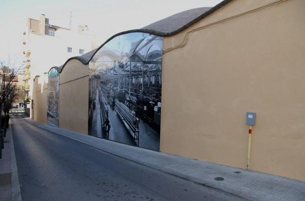 Murs du mNACTEC