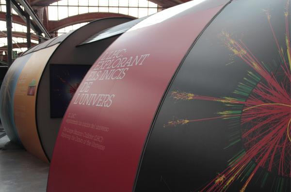 LHC: Explorant els orígens de l'univers