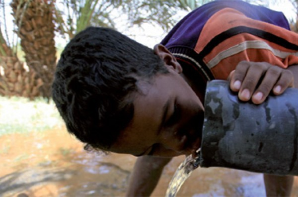 The Water that Satisfies Hunger