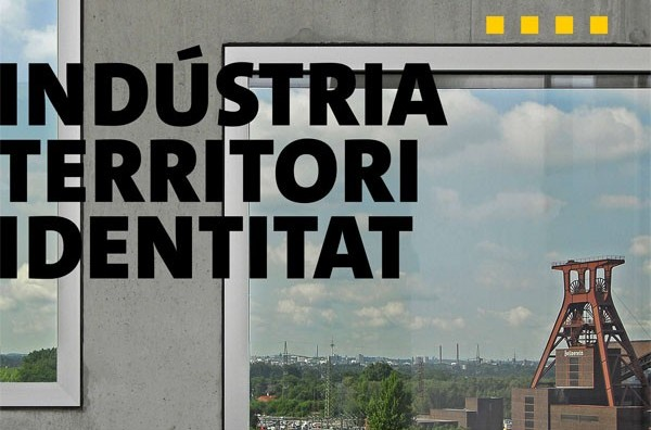 Indústria. Territori. Identitat. La Ruta del patrimoni industrial del Ruhr visita Catalunya