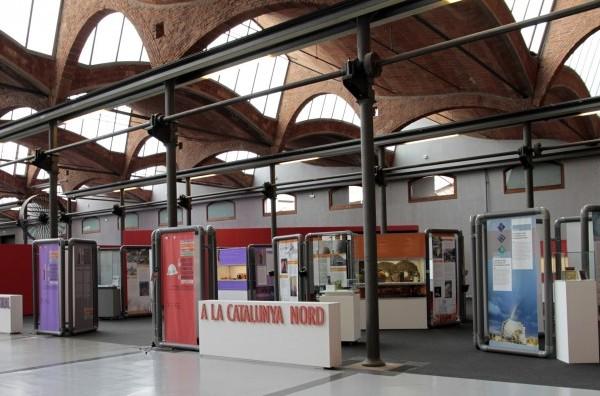 Patrimonio industrial en la Catalunya Nord