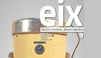 Ja està disponible en línia la revista 'Eix' 9