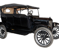 Automòbil Ford model T Touring