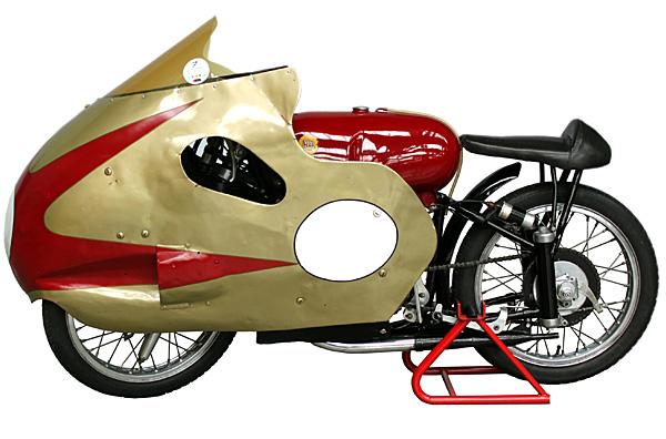 Motocicleta Montesa Sprint