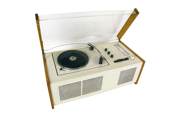 Braun/SK 55 Radio-record-player