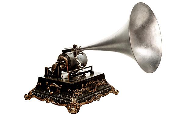 Phonographe Menestrel