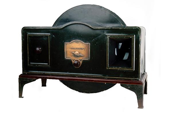 Baird mechanical television, Plessey model