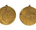 Replica Carolingian astrolabe