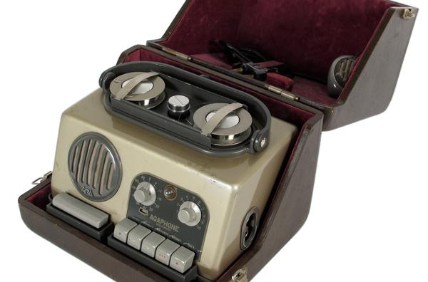 Magnetófono AGA, Agaphone
