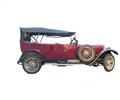 Automòbil Hispano Suiza 16HP T30