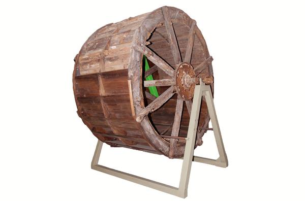Roda de calaixos