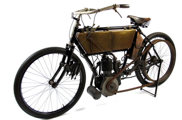 Motocyclette Villalbí