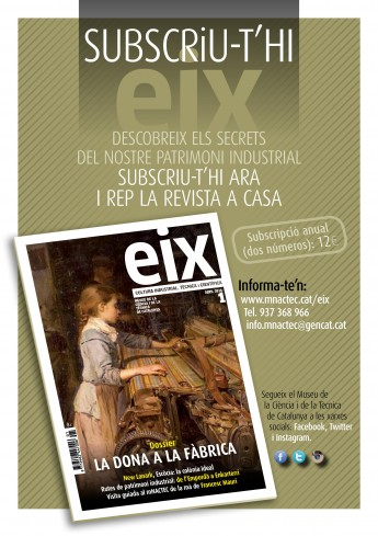 New Eix magazine