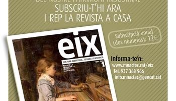 Nova revista Eix