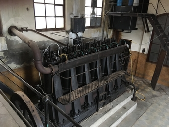 mNACTEC acquires hundred-year-old diesel engine