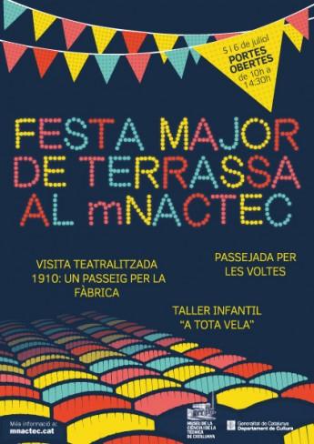 Puertas abiertas y actividades para la Festa Major