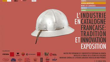 """Inauguración de la exposición """"Patrimoni industrial a la Catalunya Nord"""""""