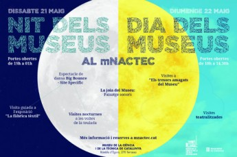 Noche y Día de los Museos