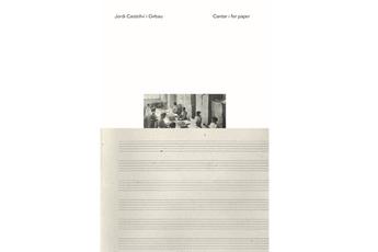 Publicada la obra 'Cantar i fer paper'
