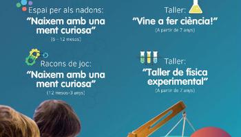 #SC15: activitats científiques per a tota la família