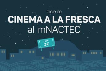 Cicle Cinema a la fresca