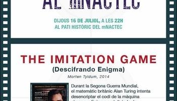 Cinema a la fresca: 'The Imitation Game'