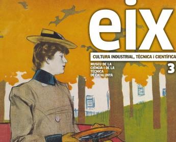 Publication du numéro 3 de la revue Eix