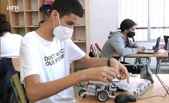 L'INS Nicolau Copèrnic, finalista d'una beca d'innovació