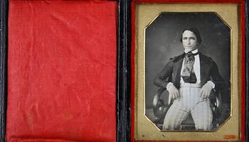The daguerreotypes of the mNACTEC, in the Daguerreobase