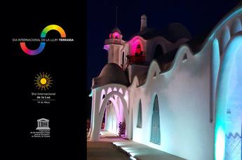 Dia Internacional de la Llum 2021 a Terrassa