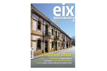 Publication of issue 8 of Eix magazine