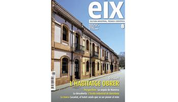 Publicat el número 8 de la revista Eix