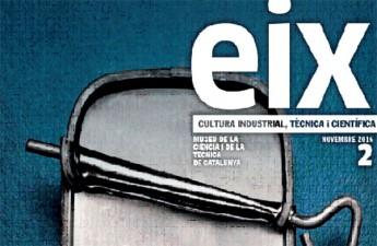 Deuxième numéro de la revue Eix