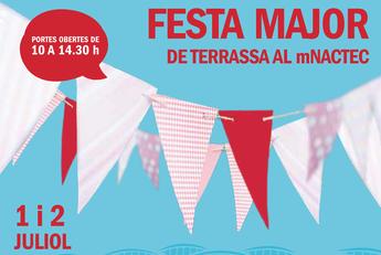 #FestaMajor | Puertas abiertas y programación especial